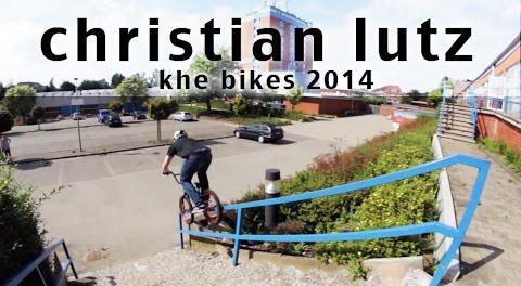 BMX – Christian Lutz KHE Bikes Edit