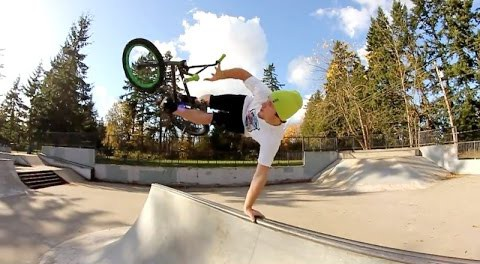 BMX – JAKE ORTIZ 2014 VIDEO