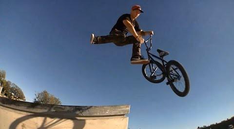 BMX Park – Matt Ray Destroying Buda, TX