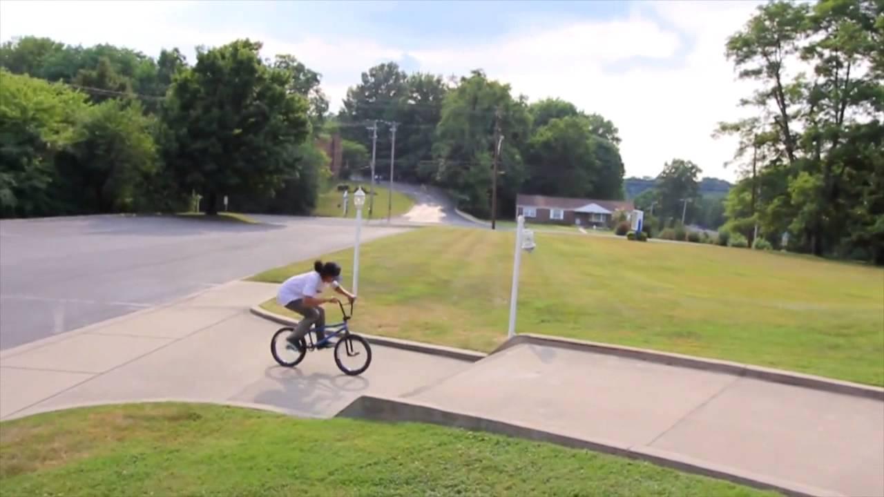 BMX – SHANE WESTON ECLAT BLIND HUB PROMO