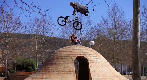 BMX – Spain Lost Footage #AWESOME