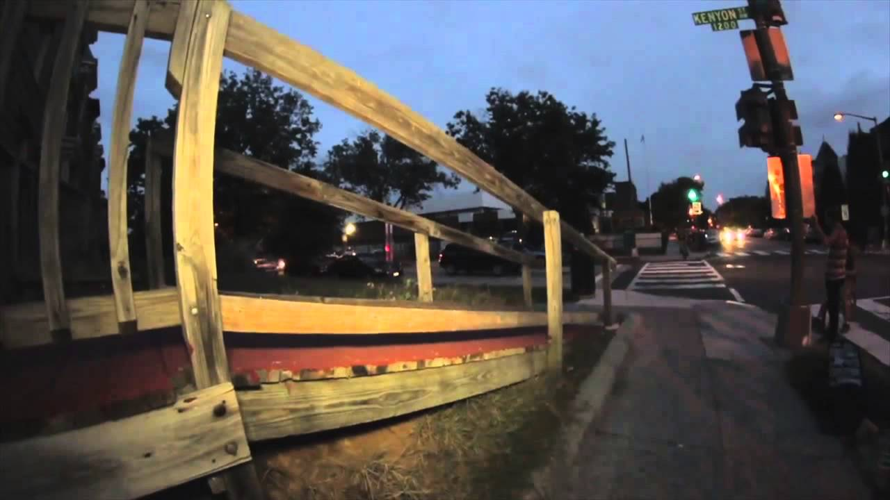 BMX STREET – DAN KRUK MADERA 2014 VIDEO