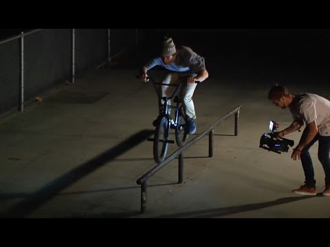 BMX – THE FLAT RAIL INSTAGRAM SLAM