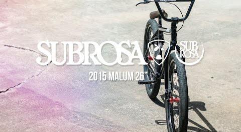 Malum 26″ – Subrosa 2015 Complete Bikes