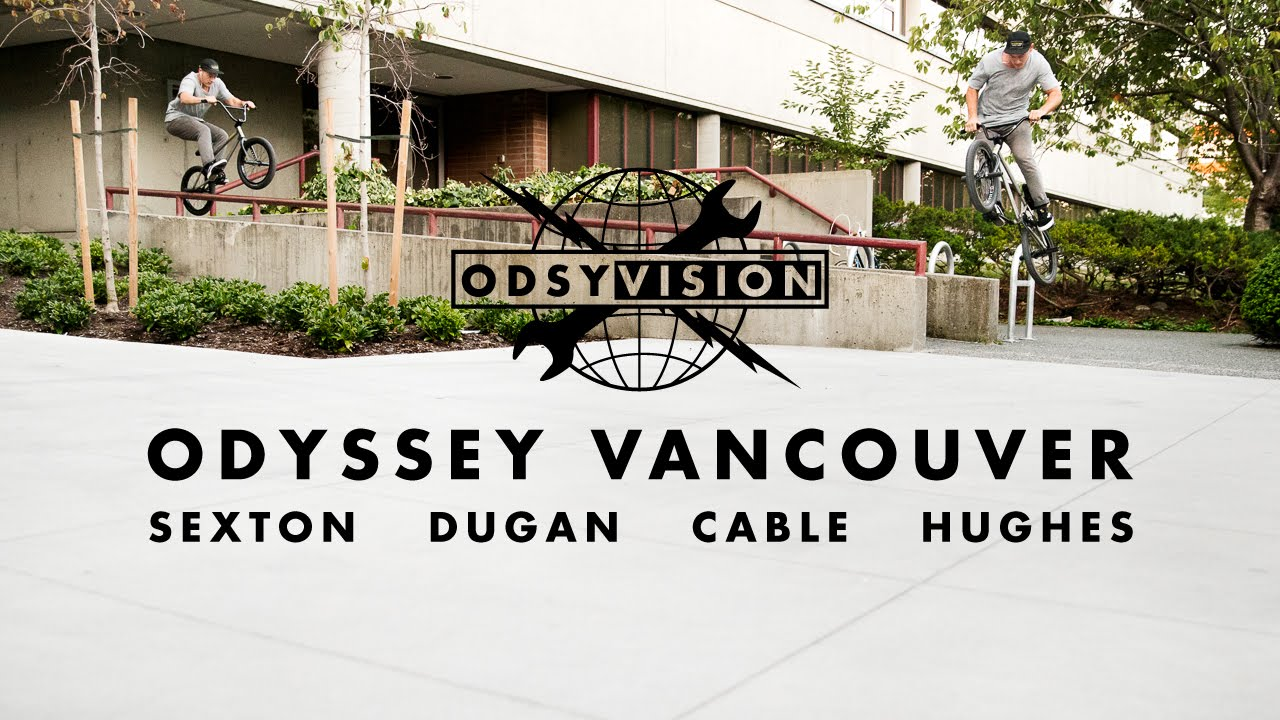 ODSY VISION – Vancouver with Sean Sexton, Tom Dugan, Jacob Cable, and Travis Hughes