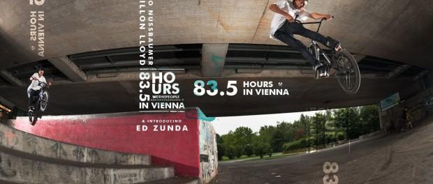 83.5 hours in Vienna | WETHEPEOPLE BMX