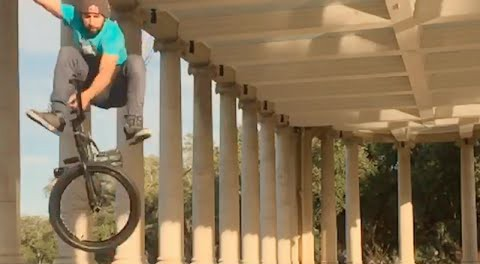 A Crazy New Flatland Trick from Terry Adams