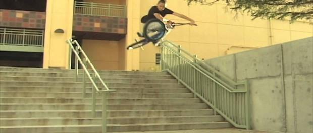 BMX 17 Year Old Nolan Santana Video Part