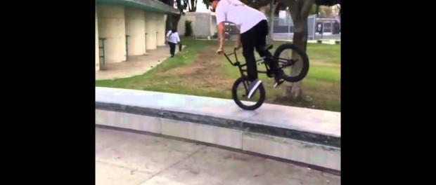 BMX – Adam22 & Caleb Quanbeck Flat Ledge Clip