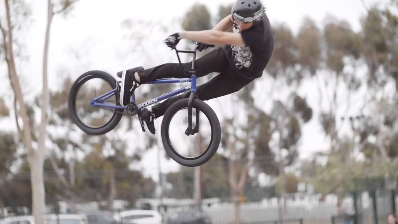 BMX – Kris Fox: The Definition Of Speed and Style