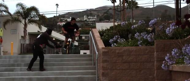 BMX – STOLEN BIKES CALI COAST TRIP 2014
