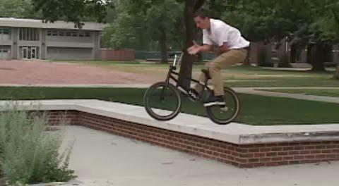 BMX Street – Anthony Panza 2014 Video