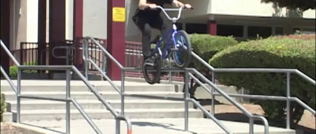 BMX STREET – HAYDEN JACKSON 2014 VIDEO