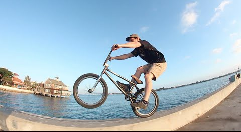 BMX – TOM PERRY – WELCOME TO FREED