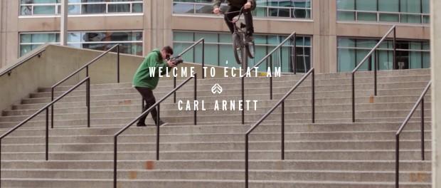 Carl Arnett – Welcome to Eclat AM