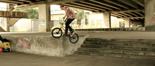 Flybikes x PARBMX – Simonas Norkus Welcome Edit
