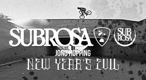 Jono Hopping – New Year's Evil