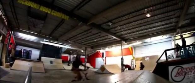 Josh Pascasio at 5050 Skatepark