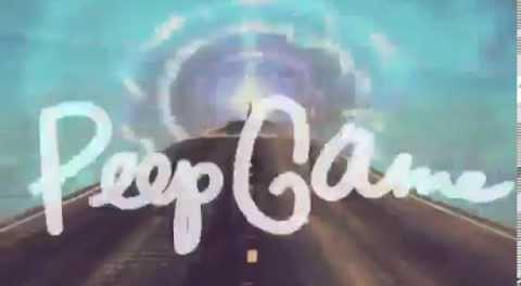 Peep Game Hoodie Promo