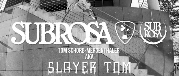 Tom Schorb-Mergenthaler – Subrosa 2014