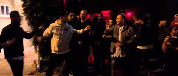 Hipster Fight @ The Cha Cha Lounge in Los Angeles
