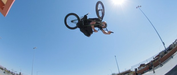 Ride BMX: Etnies Park Sessions
