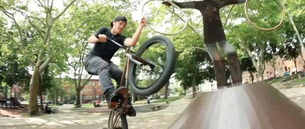 Ride BMX – Five Trick Fix – Florent Soulas & Pat King – Holy Fit