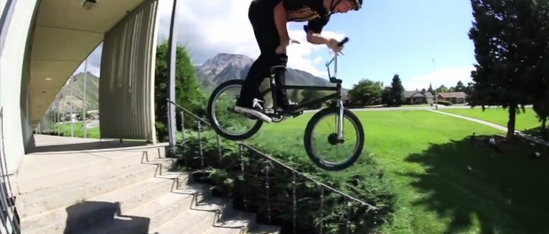 Ride BMX – Five Trick Fix – Justin Spriet – Holy Fit