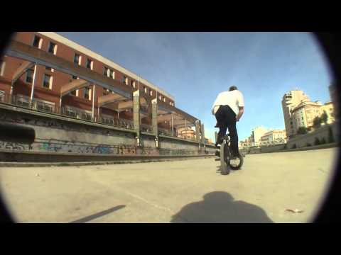WTP BMX – Dima Prykhodko Skatepark Video