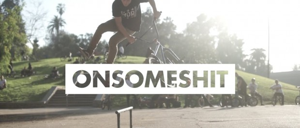 BMX – ONSOMESHIT X SUBROSA STREET RIDE