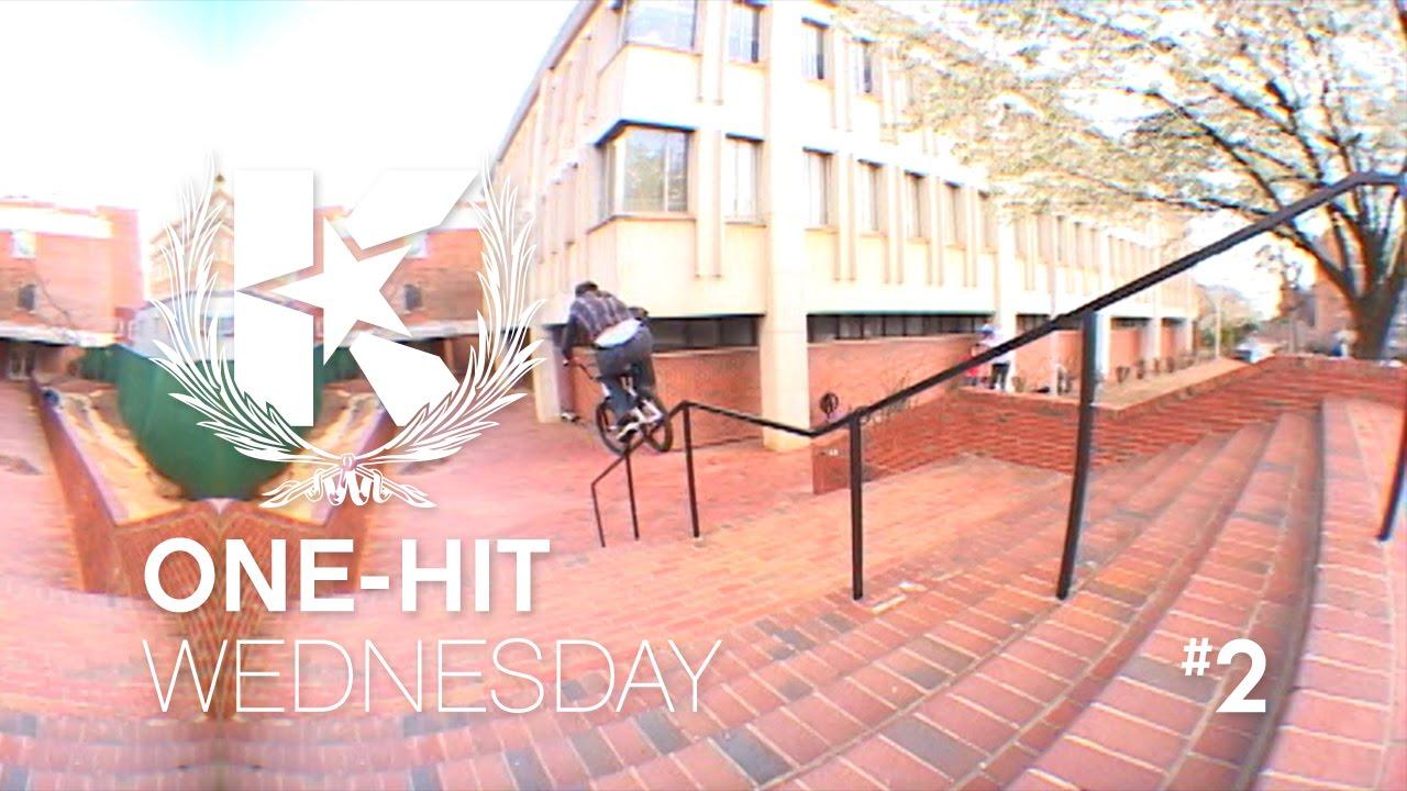 KINK BMX – One Hit Wednesday #2 Ft. Chris Doyle