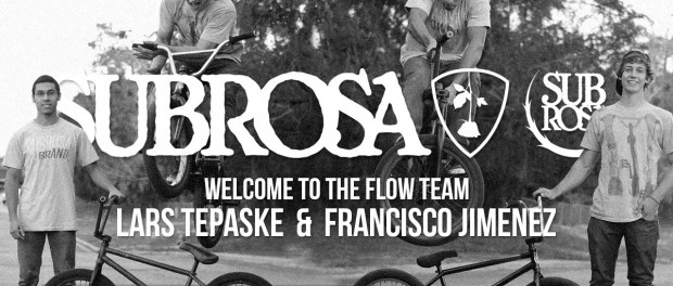 Lars Tepaske and Francisco Jimenez – Welcome
