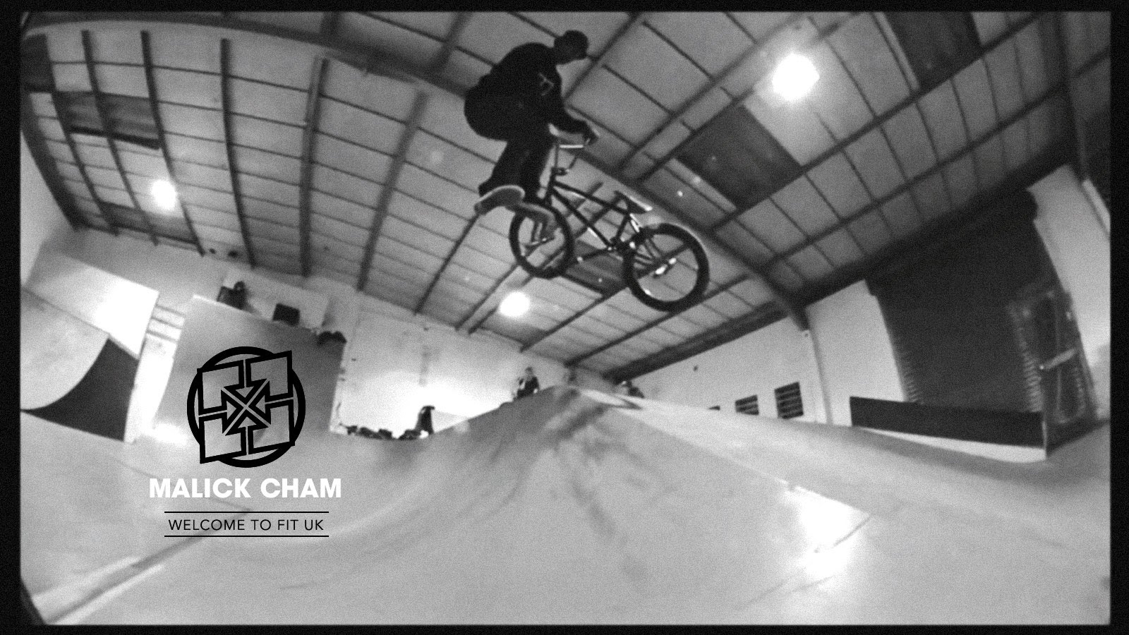 Malick Cham: Welcome To The FIT UK Team