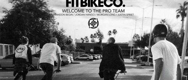 Welcome to Fit Pro: Begin/Hango/Long/Spriet