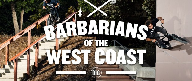 Barbarians Of The West Coast – Nick Castillo and Cody Bowers