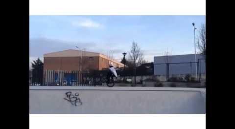 Flybikes – Unbelievable Courage Adams Skatepark Line – BMX