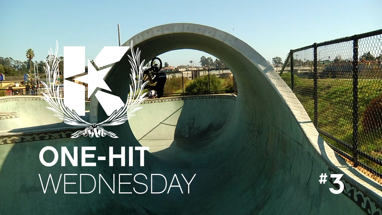KINK BMX – One Hit Wednesday #3 Ft. Chad Osburn