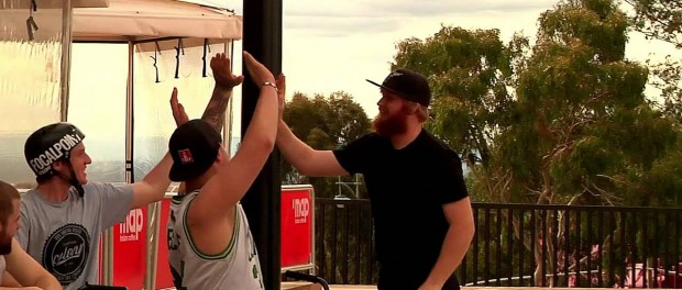 Lachy Swanton – Kink BMX 2015