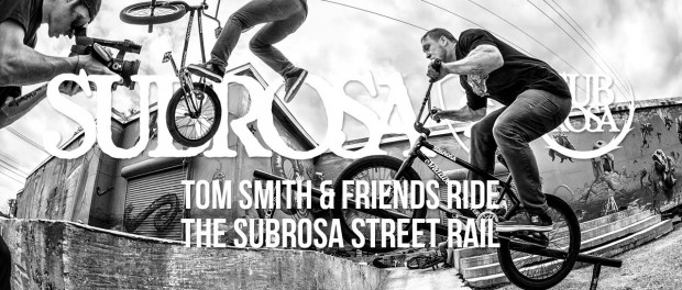 Tom Smith and the Subrosa Street Rail
