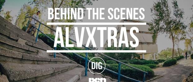 Alex Donnachie – ALVXtras – Behind The Scenes