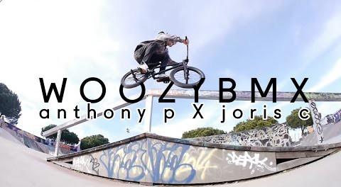 BMX – Anthony Perrin & Joris Coulomb 2015