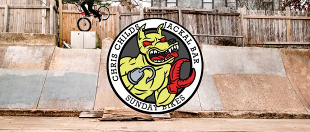 BMX – Chris Childs – Signature Jackal Bar