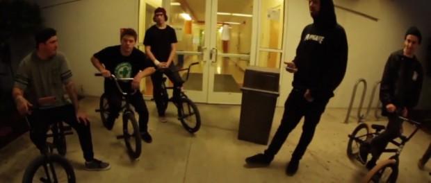 BMX – GAME OF BIKE ON FLAT GROUND