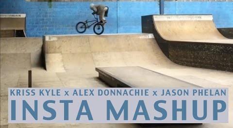 BMX – Kriss, Alex & Jason – INSTA MASHUP