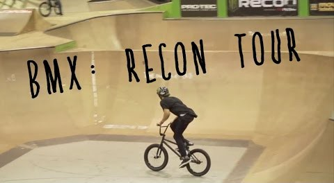 BMX: Monster Recon Tour @Incline Club presented by Replay XD