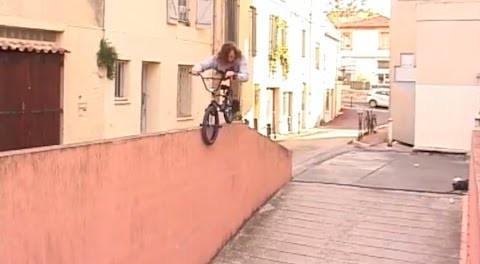 """BMX STREET – """"NOWHERE TO GO"""" MIXTAPE"""