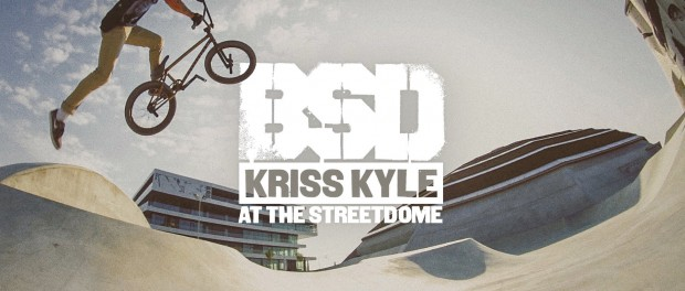 BSD, Kriss Kyle at the Streetdome