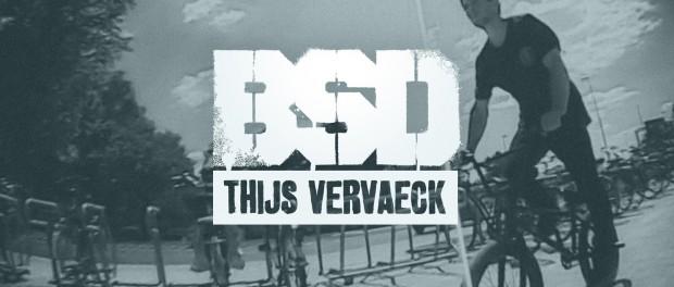 BSD – Thijs Vervaeck 2014