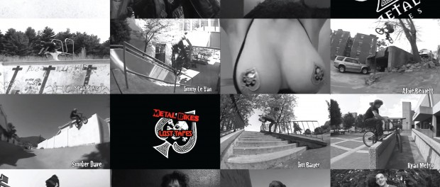 DIG BMX – Metal Bikes Lost Tapes: 1999-2006