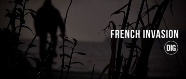 DIG – FRENCH INVASION FEAT. ALEX VALENTINO